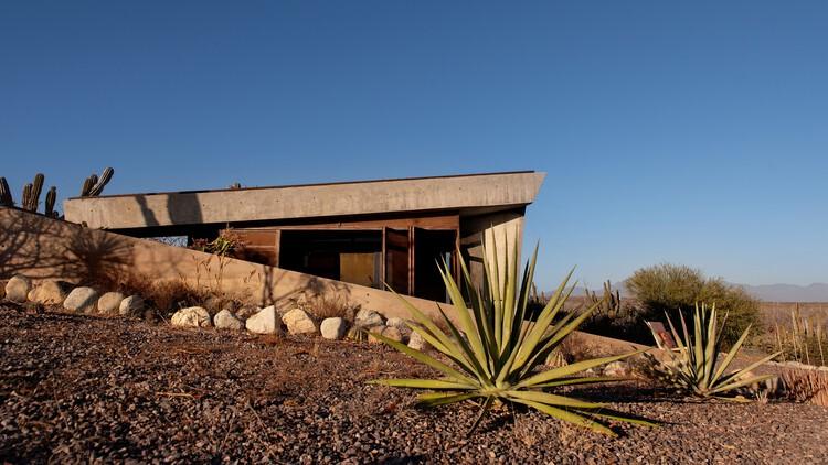 Casa morada escondida / Taller de Terreno, © Kenny Viese