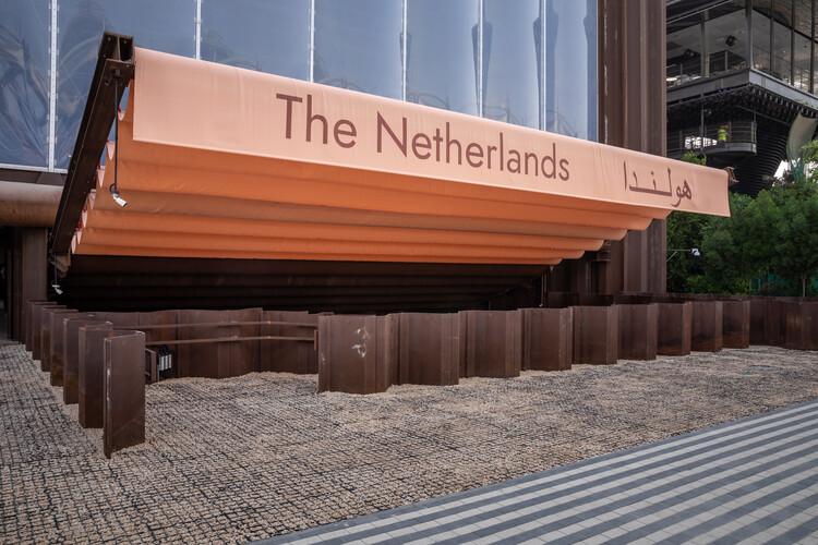 Предоставлено павильоном Нидерландов и Kossmanndejong