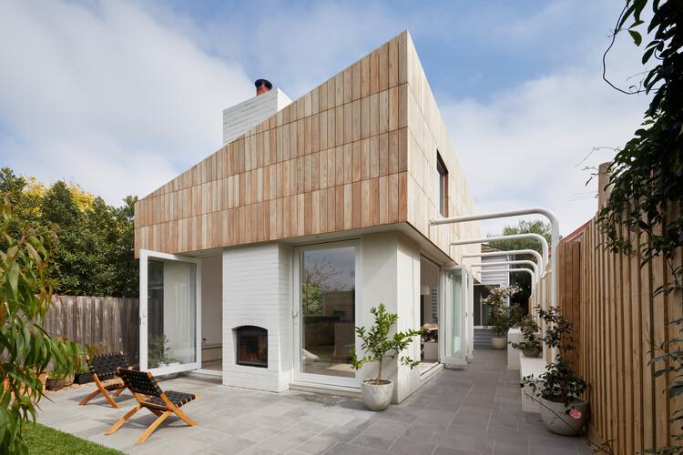 Residencia Little Maggie / ROAM Architects, © Tatjana Plitt