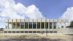 Païcherou Aquatic Center / Taillandier Architectes Associés