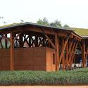 Information Pavilion. Image © Guodong Sun