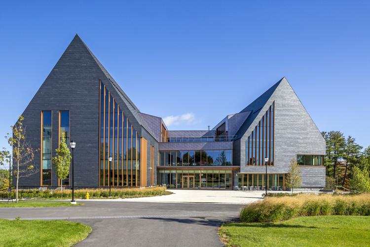 Здание SNHU по инновациям и дизайну / HGA.  Изображение © Дж. Майкл Уортингтон-младший.