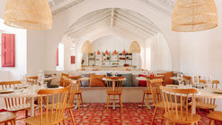 Abranda Restaurant / LADO Arquitectura e Design