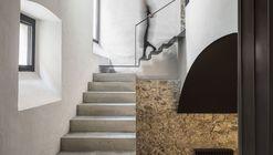 Ampliación de una casa entre medianeras en Cruïlles / majoral·tissino, architects