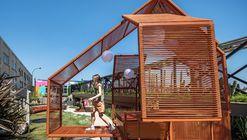 Instalación House / Sum Architecture