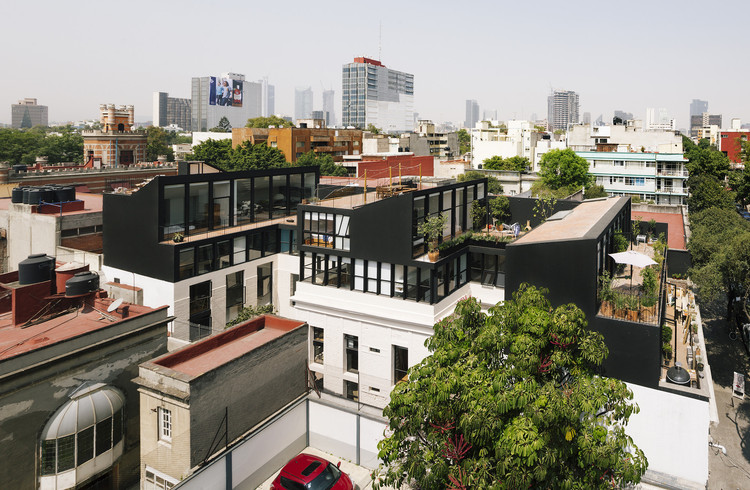 Diseño adaptativo: remodelaciones, ampliaciones y reconversiones de departamentos en México, Cordoba-ReUrbano / Cadaval & Solà-Morales. Image © Miguel de Guzmán