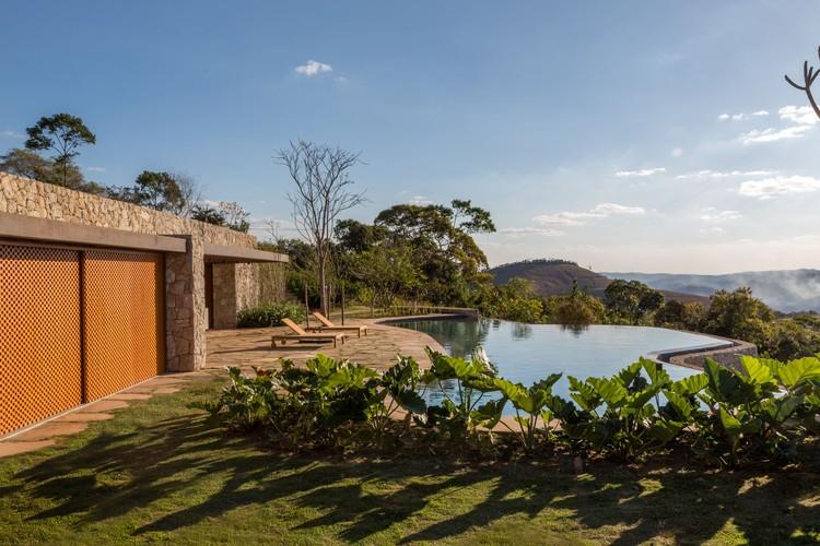 Casa Horizonte Infinito / Siqueira + Azul Arquitetura, © André Nazareth