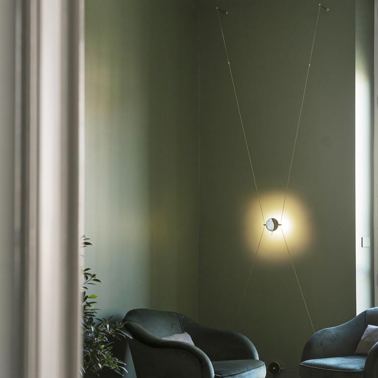 Гибкая лампа Stoccolma.  Изображение предоставлено премией и конкурсом A 'Design