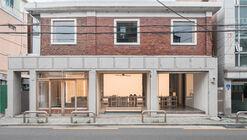 eert Mangwon Cafe / Workment