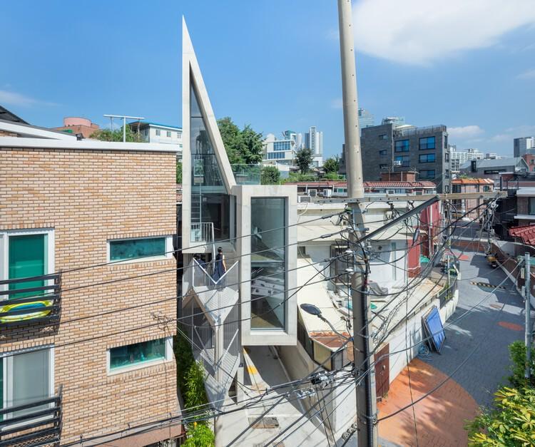 SOSEUM Living Facilities / SML + at COOM PARTNERS, © Kyungsub Shin