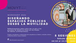 Workshop: Diseñando espacios públicos desde la movilidad