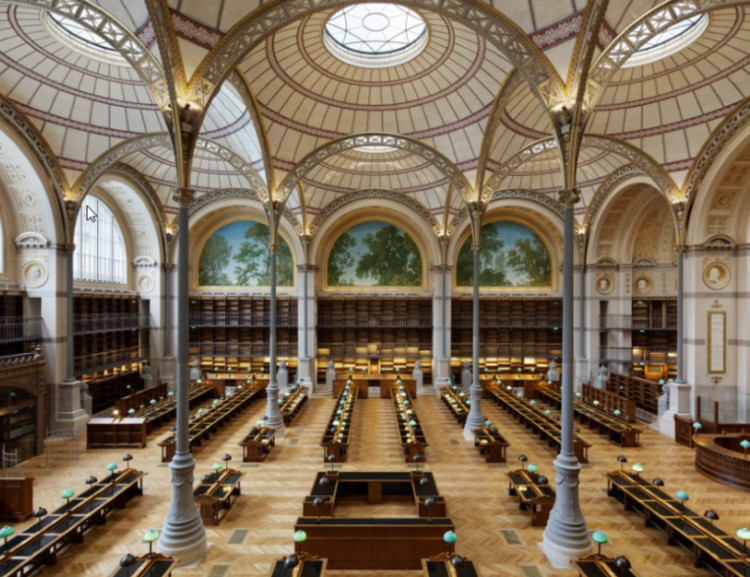 National Library of France Finally Complete After a 10-Year-Long Renovation, © Takuji Shimmura / BnF