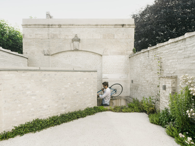 House C-DF / Graux & Baeyens Architects, © Jeroen Verrecht