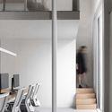 vertical and horizontal structure.  Image © Xiaowen Jin