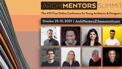 ArchiMentors Summit 2021 - Free Online Conference for Young Architects & Designers