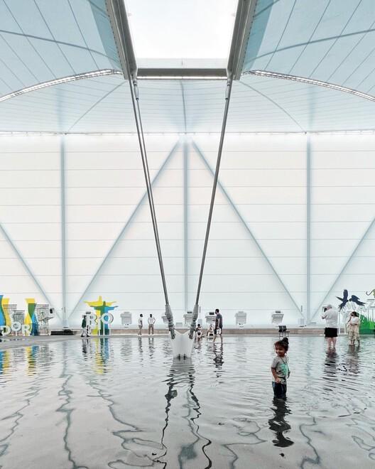 El Pabellón de Brasil en la Expo Dubái 2020: Una experiencia sensorial de la biodiversidad, © David Basulto