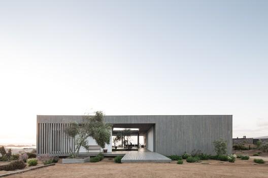 Casa AD 23 / Apio Arquitectos