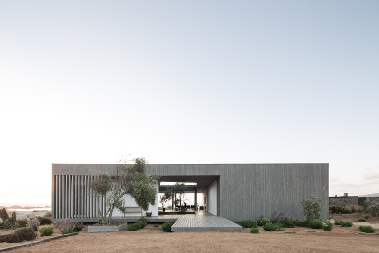 Casa AD 23 / Apio Arquitectos, © Nico Saieh