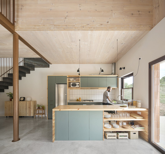 MDN House / Nook Architects + Amomicasa