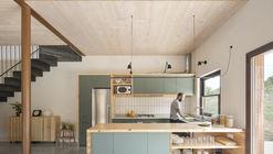 Casa MDN / Nook Architects + Amomicasa