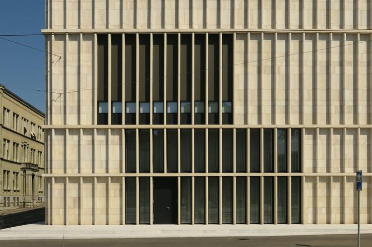 Paul Clemence revela imágenes de la nueva Kunsthaus Zurich de David Chipperfield, © Paul Clemence