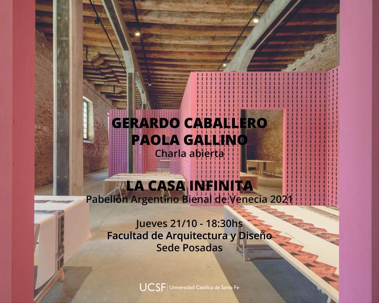 De Venecia a Posadas: Una reinterpretación académica de la Casa Infinita, Cortesía de Taller III de la Escuela de Arquitectura y Diseño de la UCSF