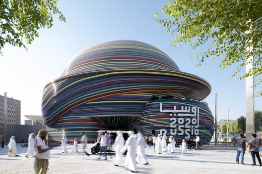 Russian Pavilion at Expo 2020 Dubai  / SPEECH