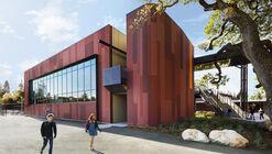 Menlo-Atherton High School STEM Building / LPA