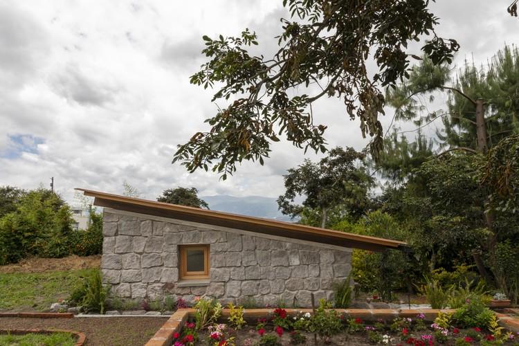 Habitación en el cerro / El Sindicato Arquitectura, © Andrés Villota