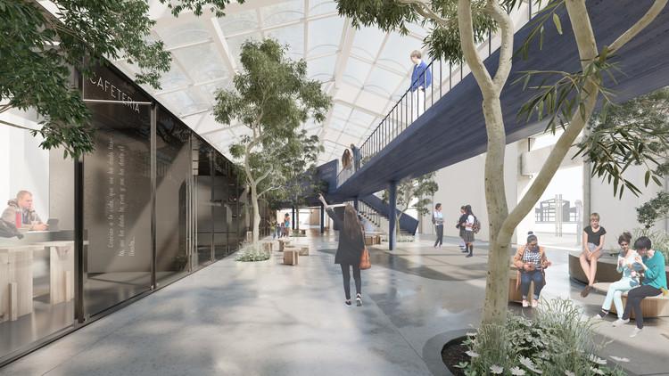 Las ruinas de la Estación de Ferrocarriles de Chillán serán transformadas en el nuevo Museo Regional de Ñuble, Cortesía de Ministerio de las Culturas, las Artes y el Patrimonio