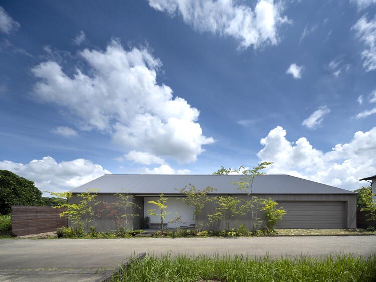 Villa Tsukuba / Naoi Architecture & Design Office, © Hiroshi Ueda