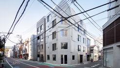 Escenario SHIROKANE Building  / Ryuichi Sasaki / Sasaki Architecture + Rieko Okumura / YTRO DESIGN INSTITUTE
