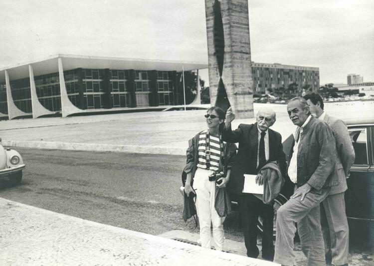 El archivo de Lucio Costa es donado a la Casa da Arquitectura de Portugal, © Acervo Casa da Arquitectura