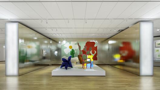 archdaily.com - Paula Pintos - Denver Art Museum Design Galleries and Studio / OMA